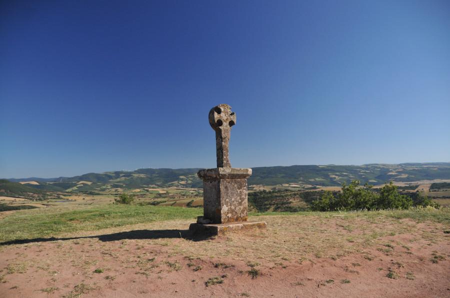 La croix des prairies en région Midi-Pyrénées