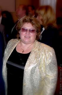 Татьяна Сахарова, Президент СТПП