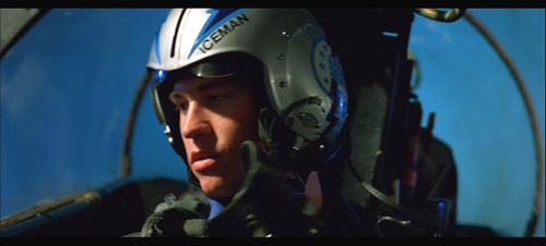 A still from 'Top Gun'