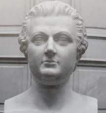 Mozart-büste