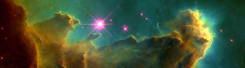 Альбом «Звёздные медитации I» • Дизайн — композитор Андрей Климковский