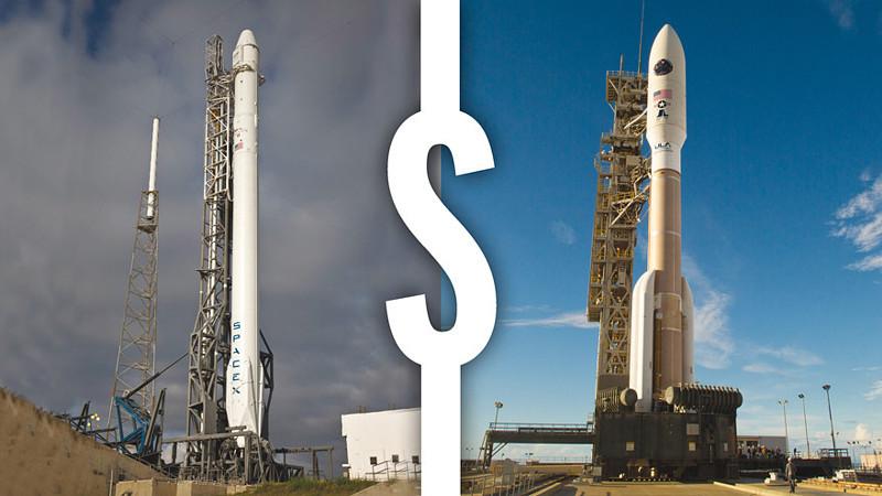 SpaceX против NASA, ULA и Пентагона