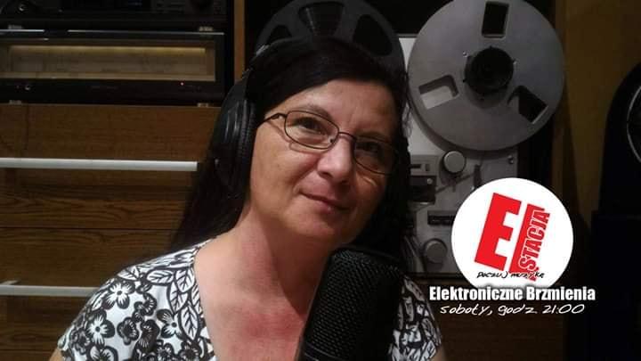 Беата Пардела - радиоведущая на EL-Stacja, эксперт электронной музыки