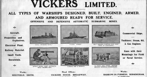 Vickers_Advertisement_Janes_1914