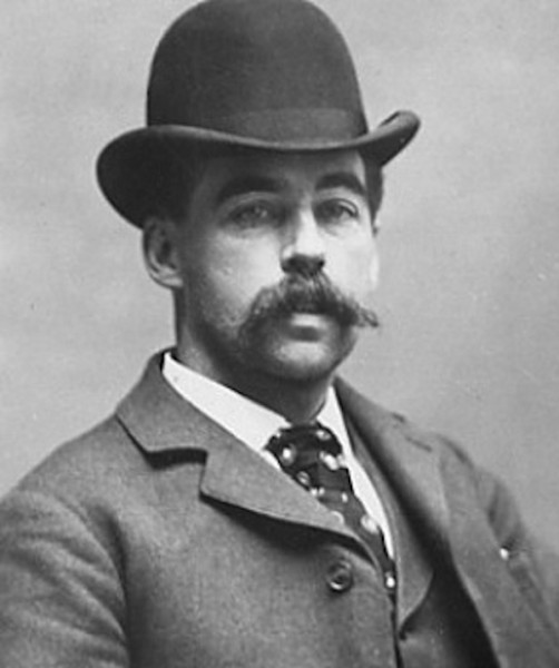 Henry Howard HH Holmes 1861  1896  Find A Grave