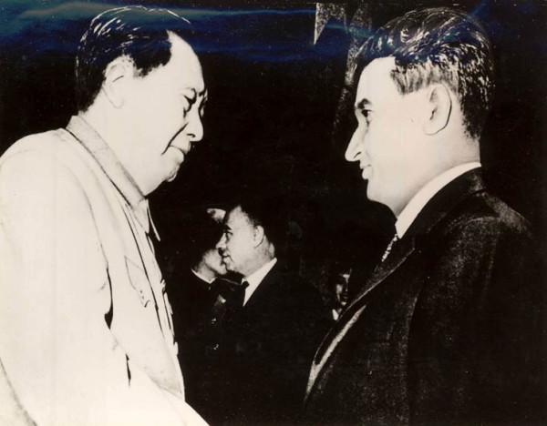 1971-Nicolae-Ceauşescu-şi-Mao-Ze-Dong-Fototeca-online-a-comunismului-românesc