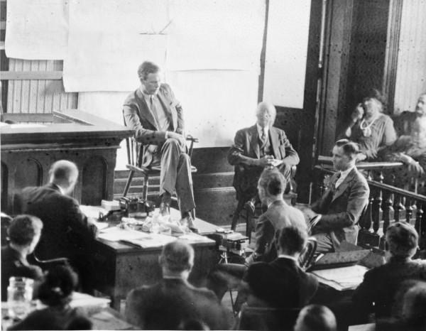 Charles_Lindbergh_testifying