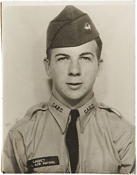 LEE OSWALD CAP UNIFORM GOOD PHOTO