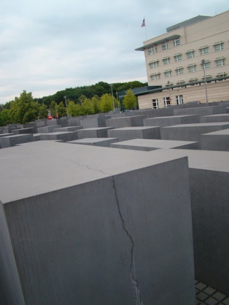 Memorial to the Murdered Jews of Europe 4