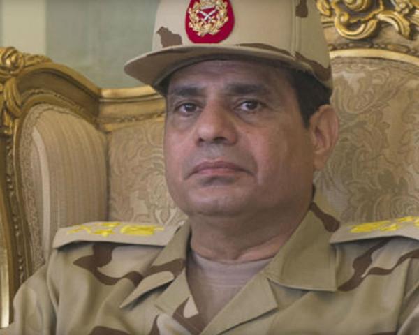 Abdel-Fattaha-Sisi