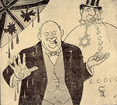 nazi_cartoon_jew_der_sturmer_antisemitism_juutalaisvainot-bloodlibel_wandering_jew_propaganda_2