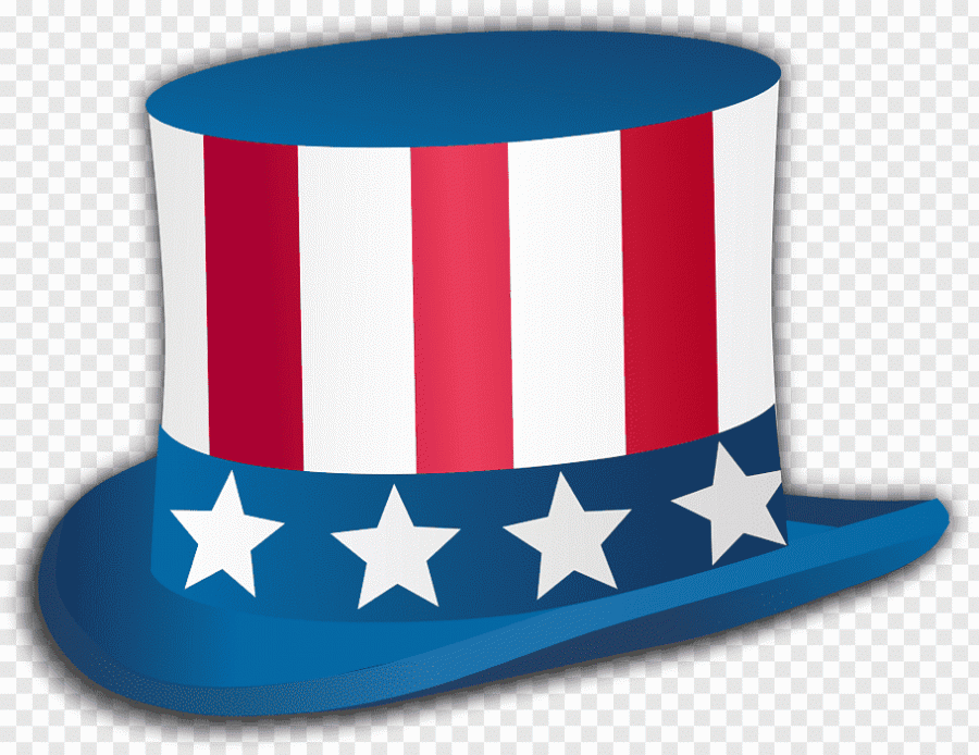 fourth-of-july-4th-of-july-clipart-independence-day-american-flag-happy-4th-of-july-celebration-uncle-sam-hat-png-clip-art