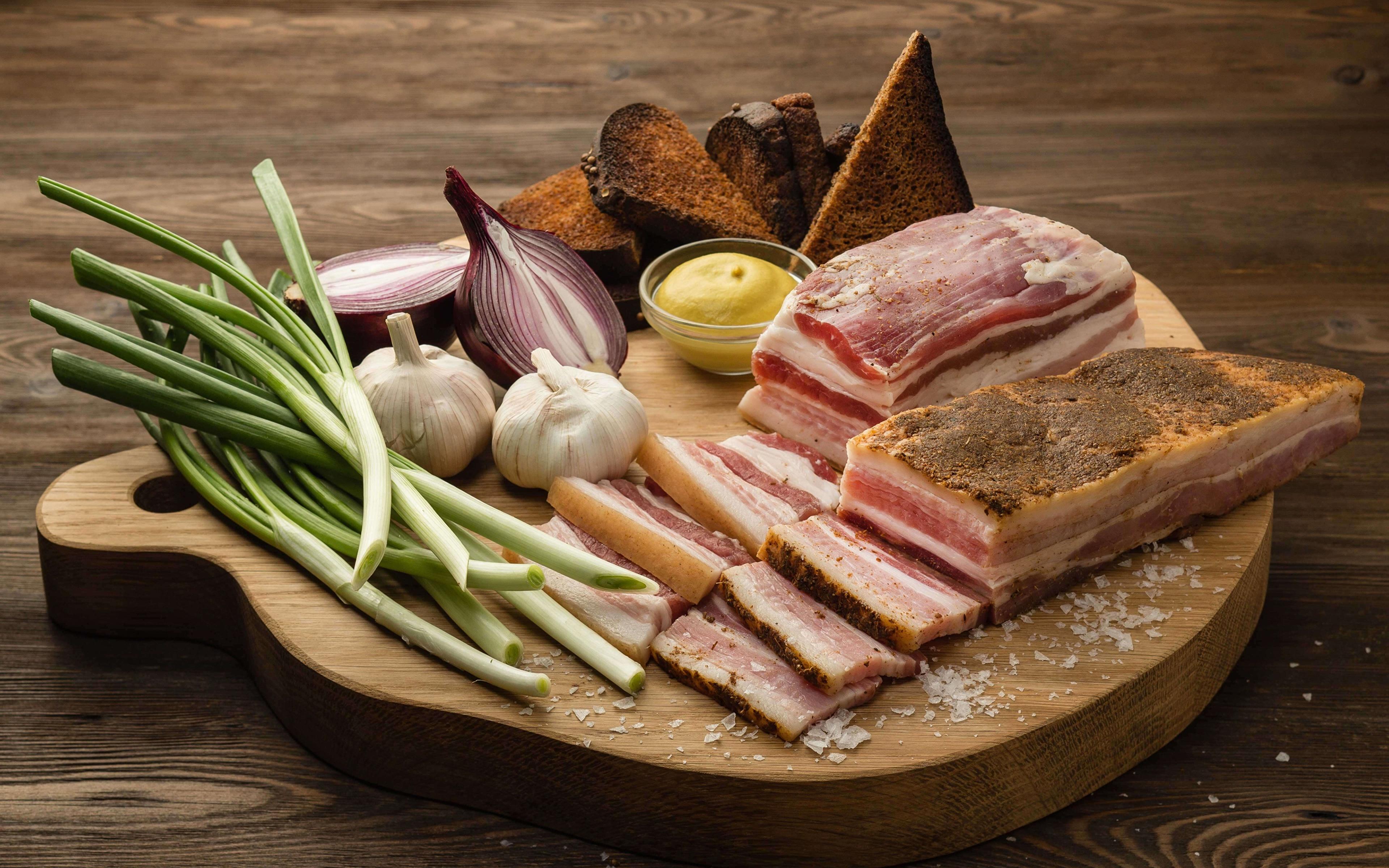 Onion_Garlic_Salo_Food_550049_3840x2400