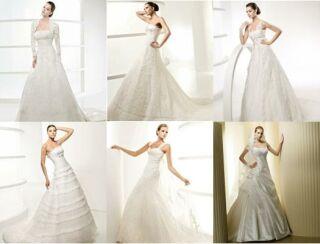 Свадебные платья с польши