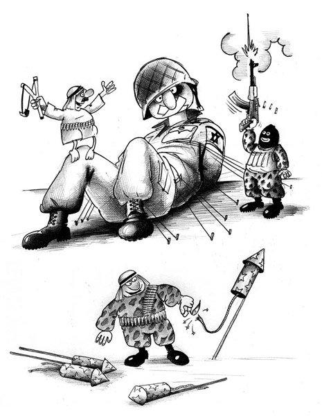 Израиль начал вторжение в Сектор Газа