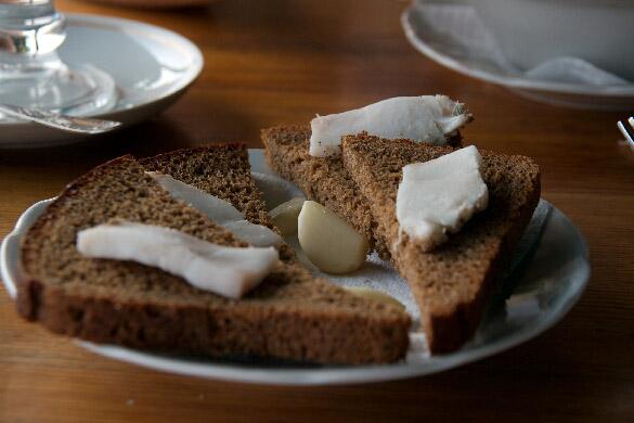 Русская кухня: экзотика и традиции
