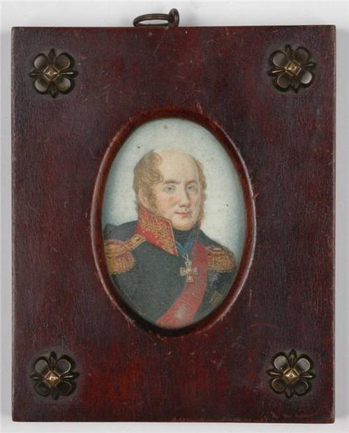Барклай де Толли 1815 неизв