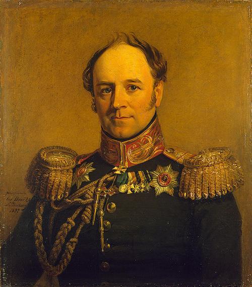 Бенкендорф Александр Христофорович 1822