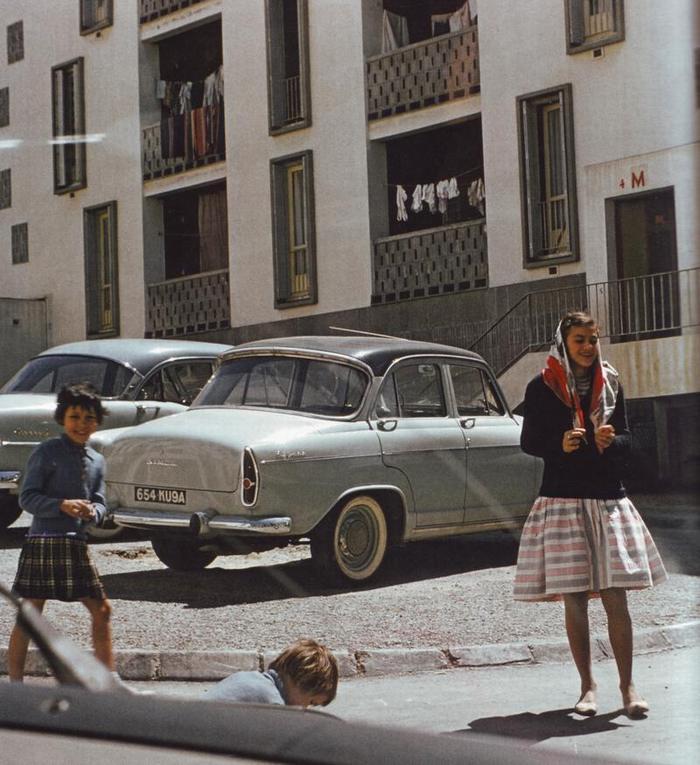 06 Алжир кв Сент Эжен 1960 Бернар Пимон2