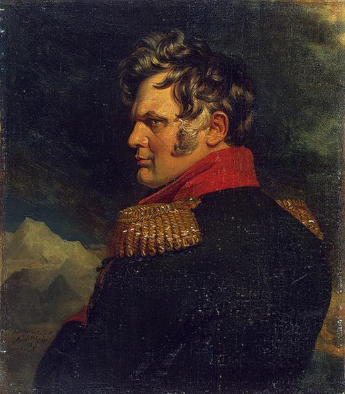 Ермолов Алексей Петрович до 1825