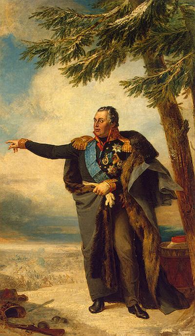 Кутузов Михаил Илларионович 1829