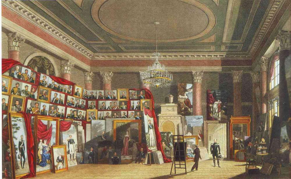 Александр I в мас Доу 1826 Беннет и Райт  по ор Мартынова Эрмитаж