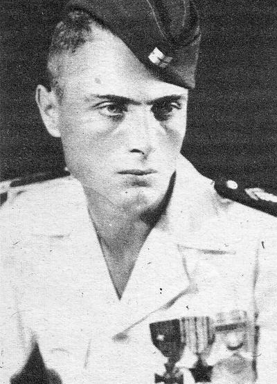 Лейтенант Ошар