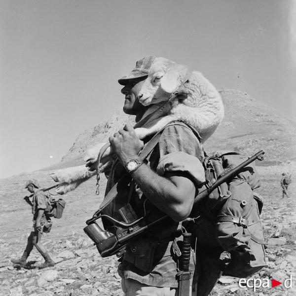 Операция К 1 3 полк кол пар сент 1957 Марк Фламен