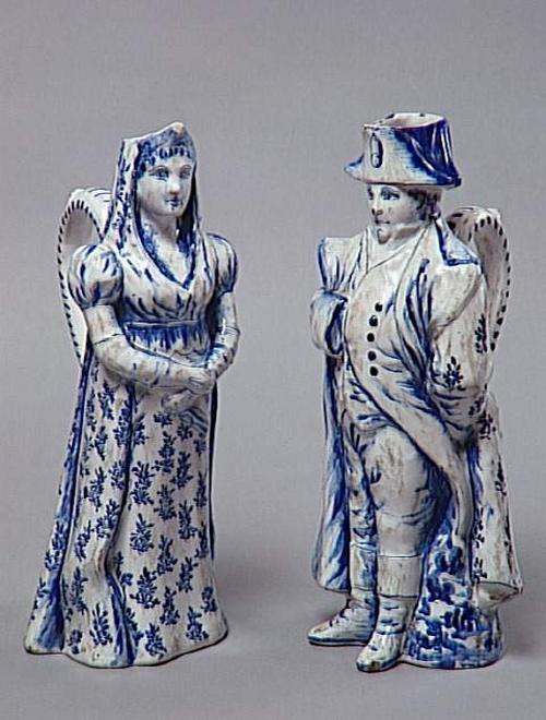 Кувшин Наполеон и Жозефина 19 в Мальмезон