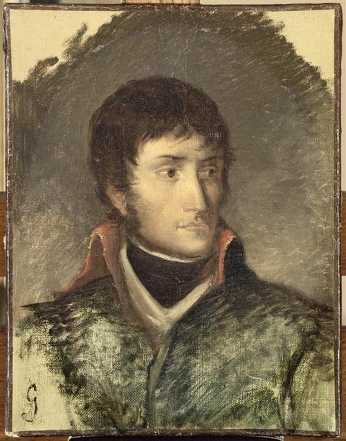Бонапарт 1803 Неизв незаконч Мальмезон