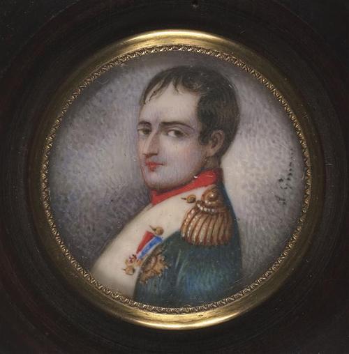 Наполеон 19 вперв пол Поль Деларош миниат Мальмезон