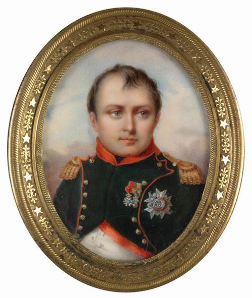 Наполеон 1810 Изабе мин аукцион
