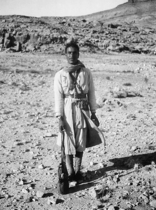 Повстанец гр Алж Тунис май 1955