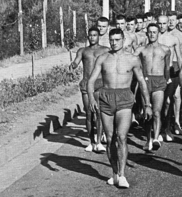 3 пкп пробежка 1957