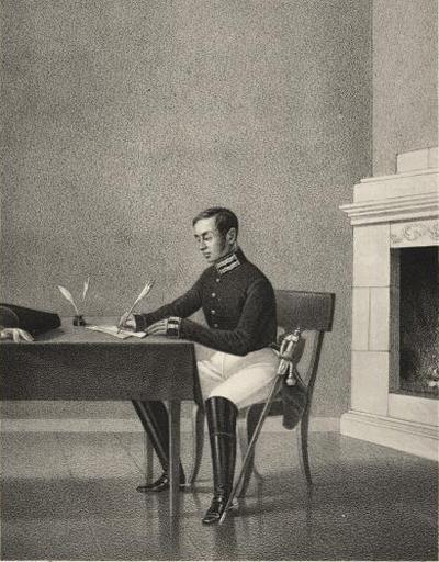 Главный штаб-лекарь 1812-1825 Висковатов 1868 2