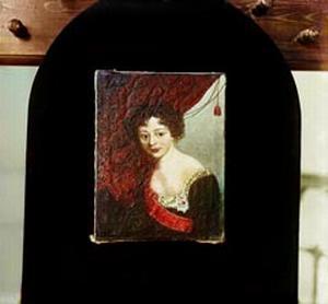 Ек Павл портрет из Тверского музей 1910 Прокудин-Горский фото