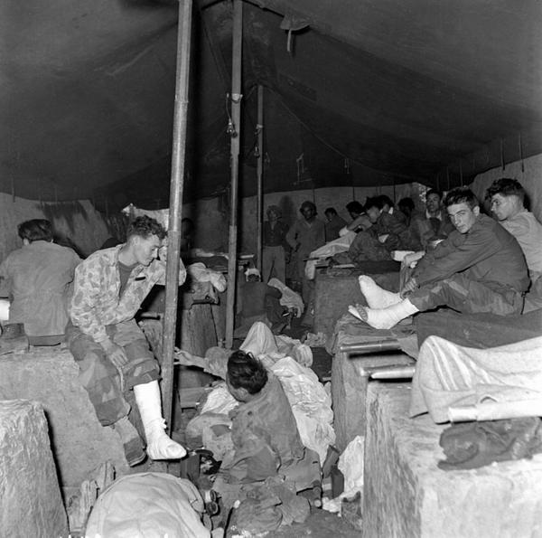 11 Зал ожидания 1954 Дьенбьенфу