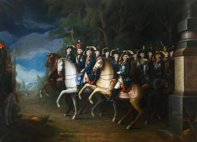 Alexandre 1800 1802 Лампи Гатчина2