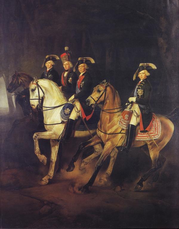 Alexandre 1800 Lampi kop Botman 1840-e