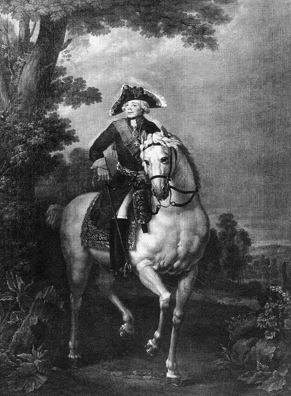 Paul 1798 на Фрипоне Тулеев и Лампи
