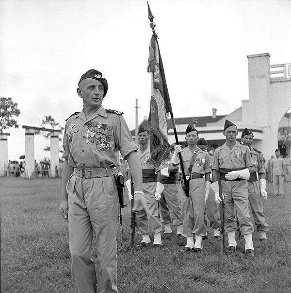 Бижар и батальон де марш авг 1950 Тонкин