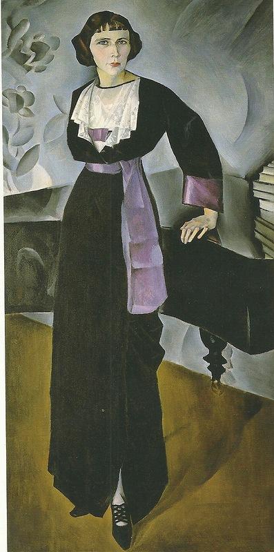 Дама у рояля 1914 Н Альтман