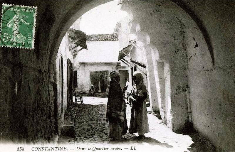 Константина Арабский квартал