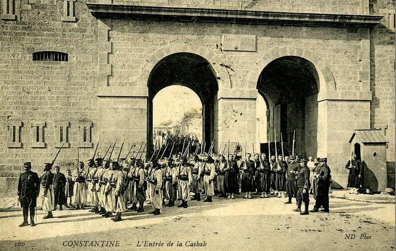Константина Вход в Касбу