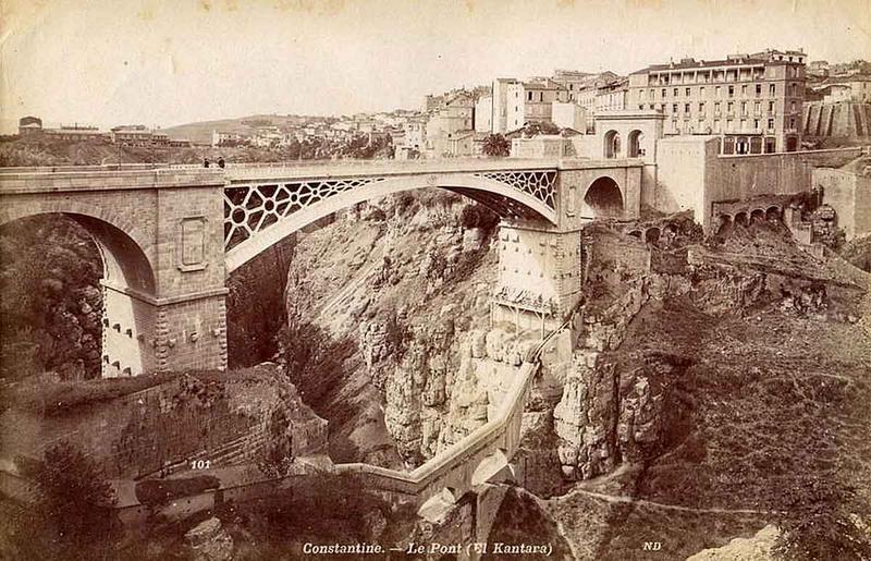 Константина мост Эль Кантара2