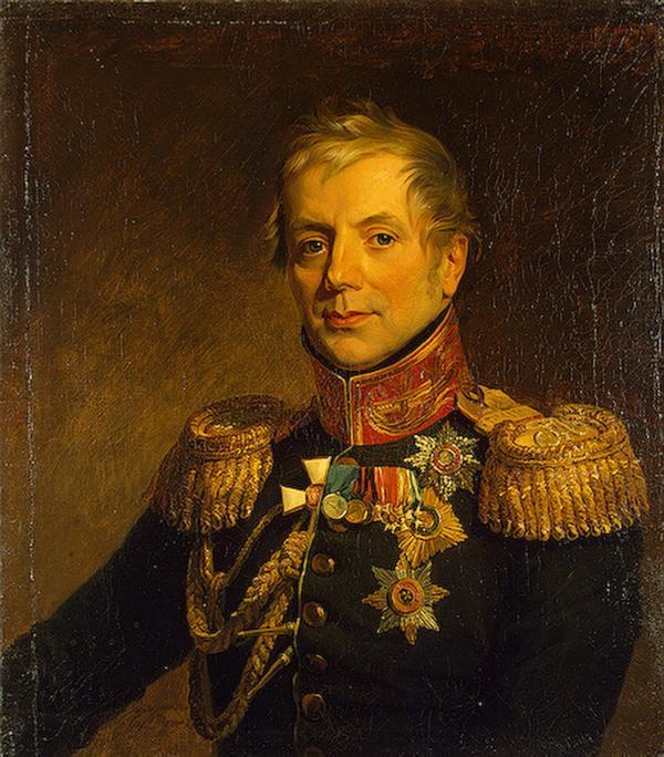 Коновницын Петр Петрович до 1825