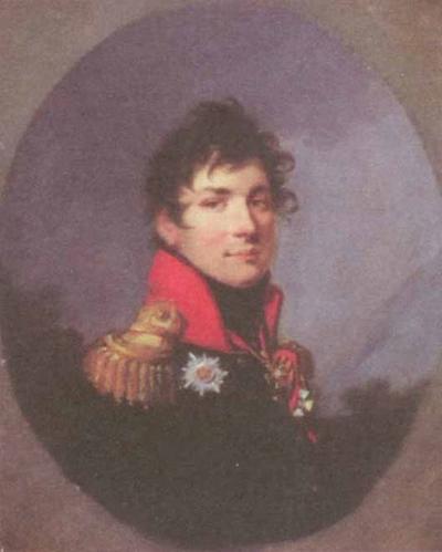 Воронцов Михаил Семенович 1812 Молинари3