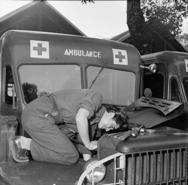 Механик 1954 Тонкин Д камю