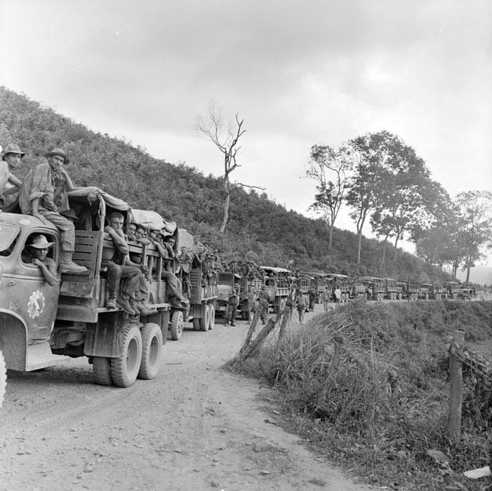 Конец операции 18 июля 1953 ок 19 часов