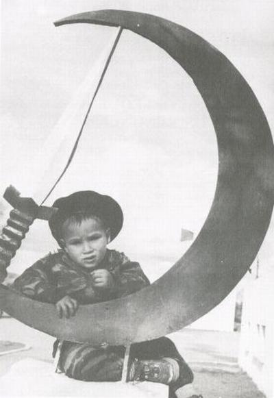 Сын Риге и эмблема Жорж
